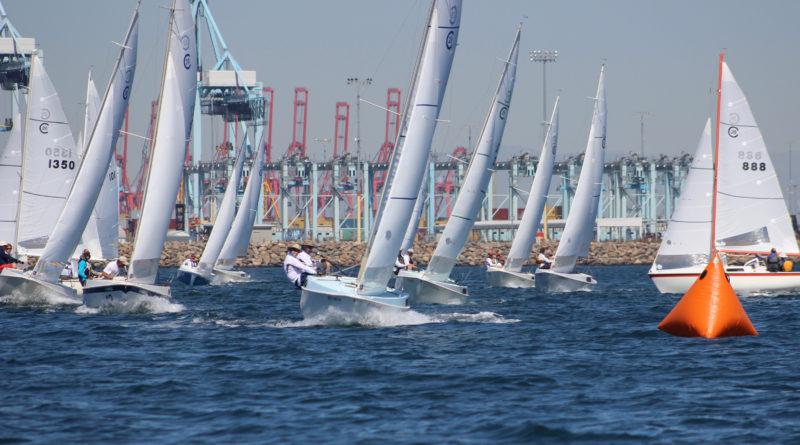 Cal 20 Championship Race