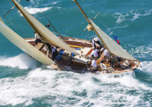 SAILING Dorade in the Audi Hamilton Island Race Week 2017
