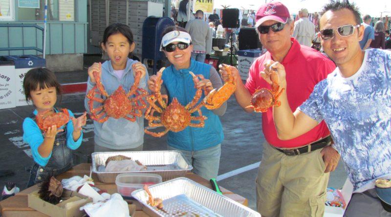 Santa Barbara Harbor Seafood Festival