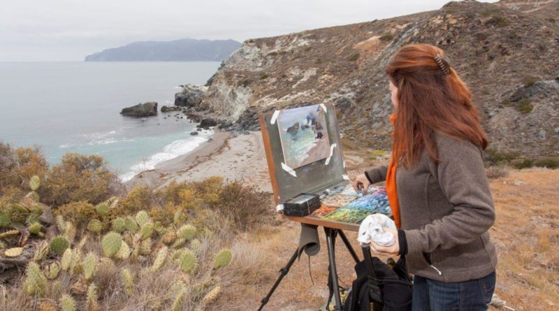 Catalina: The Wild Side art show
