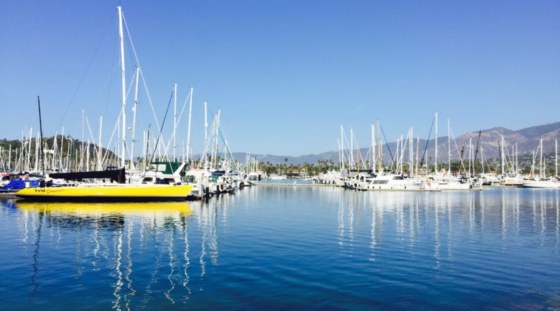 Santa Barbara Harbor Commission - Parimal M. Rohit photo