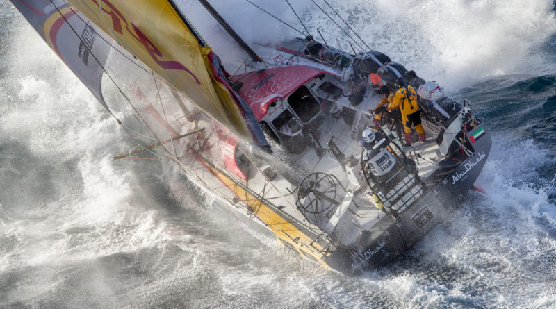 Volvo Ocean Race - Ainhoa Sanchez photo (Volvo Ocean Race)