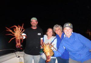 Lobster Catalina Island