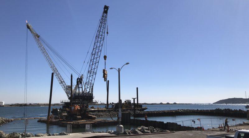 Shelter Island Boat Launch Ramp