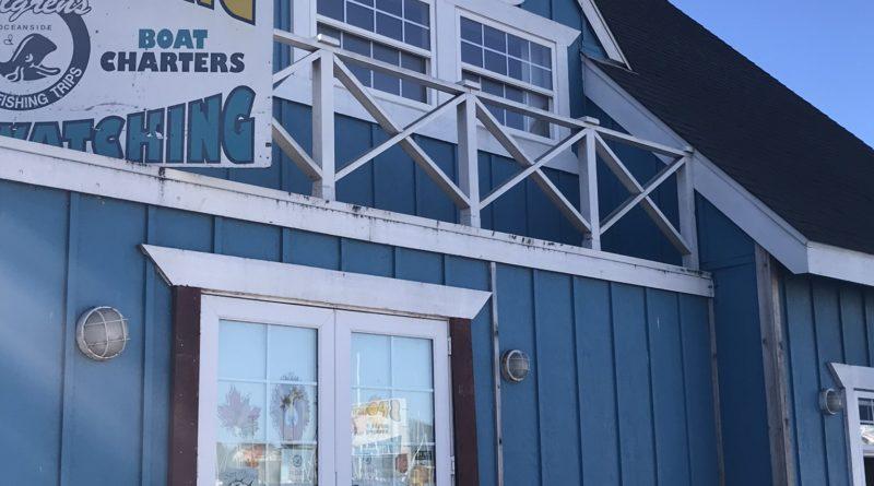 Helgren's Sportfishing Building