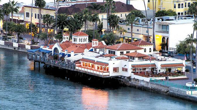 Waterfront Wharf, Santa Catalina Island