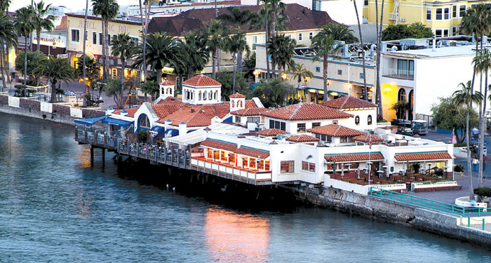 Waterfront Wharf, Santa Catalina Island