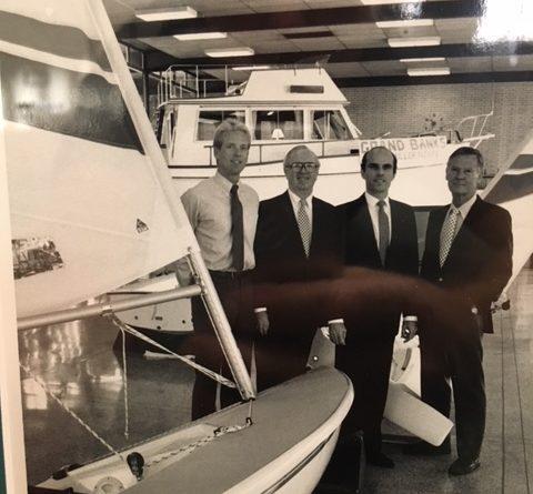 Stan Miller Yachts, 1987