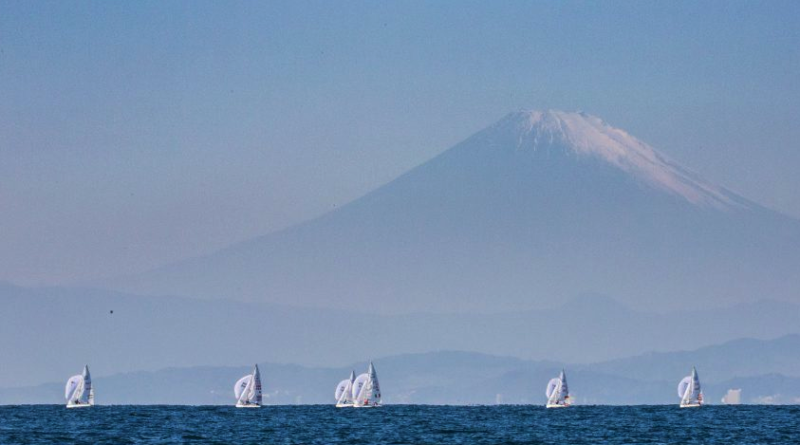 Tokyo Rules Sailing Team