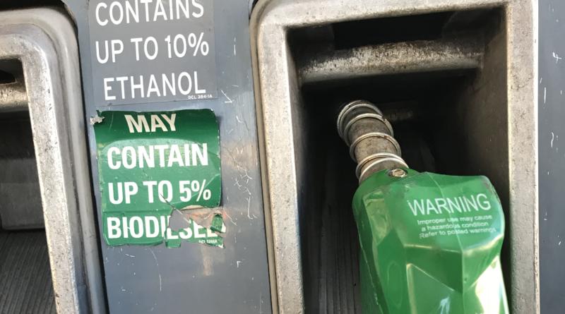 Ethanol fueling station