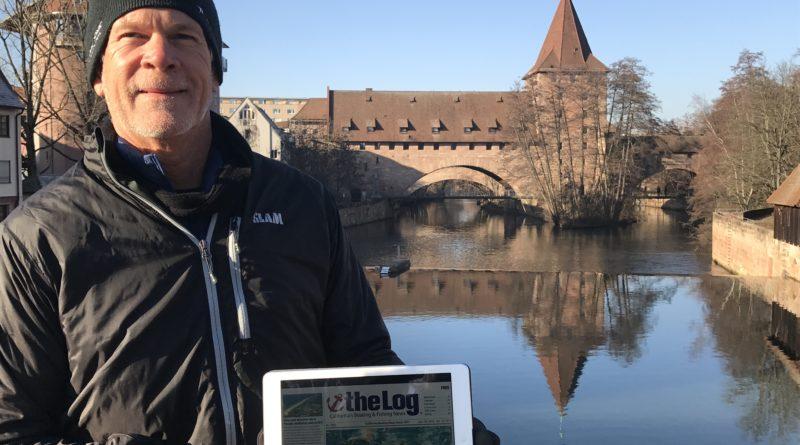 Capt. Dave Grundies Log Abroad