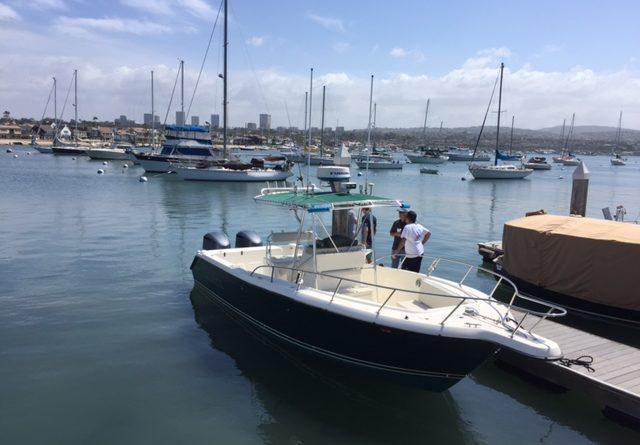 Newport Beach Passenger Charters