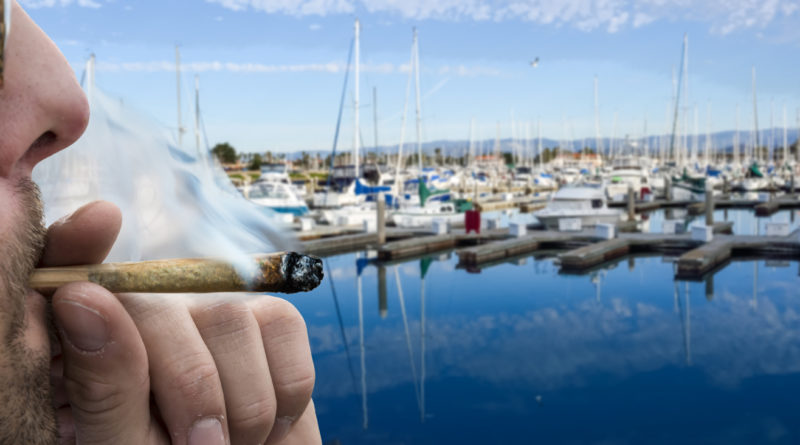 Marijuana and Boating