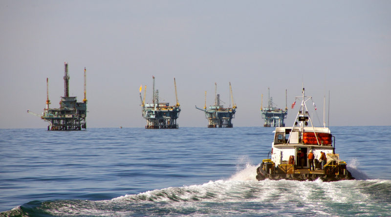 Offshore Drilling - Dept. of Interior photo