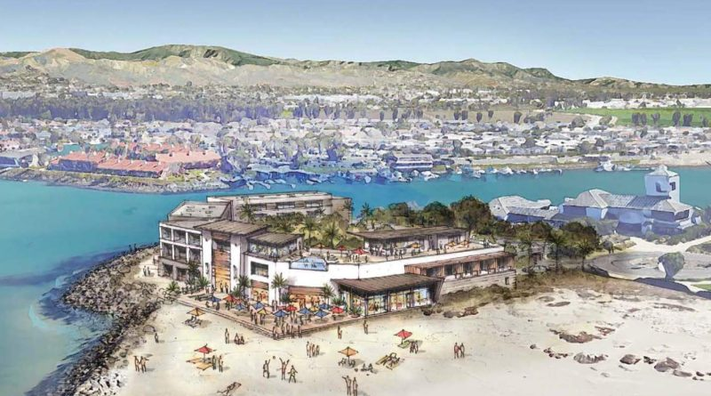 Ventura Harbor Update - File rendering