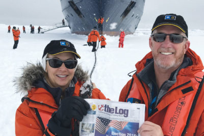 A Grand Expedition to the South Pole