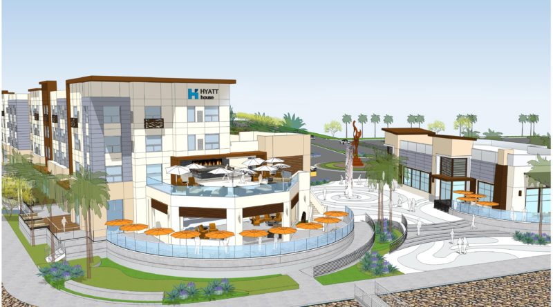 Channel Islands Redevelopment Rendering