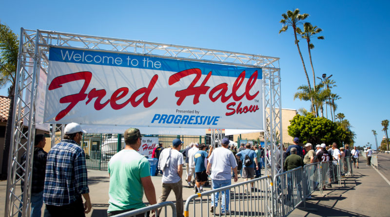 Fred Hall Show - Del Mar