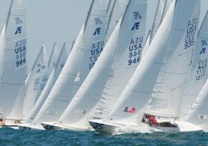 Etchells Sailing Series