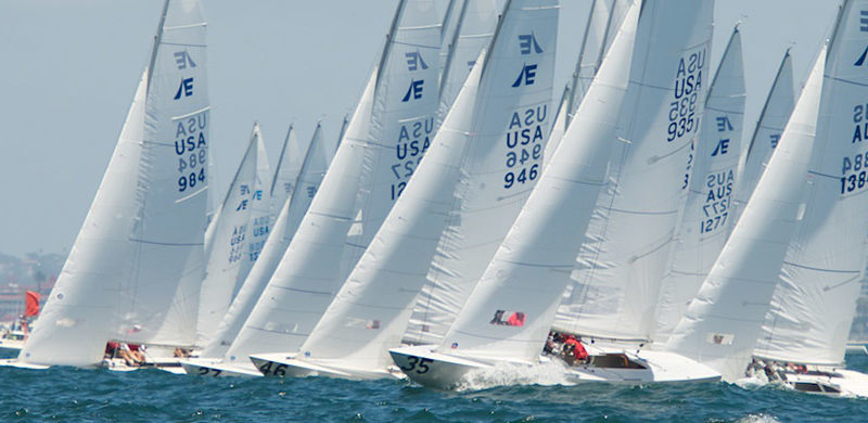 Etchells Sailing Series