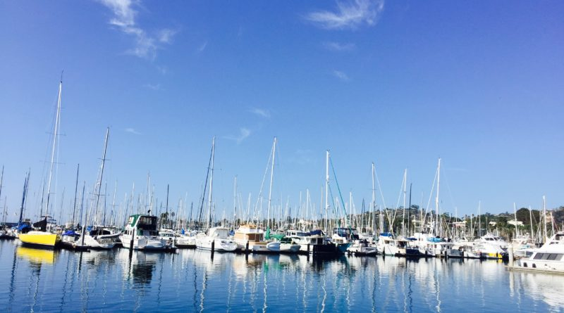Santa Barbara Harbor - Parimal M. Rohit photo