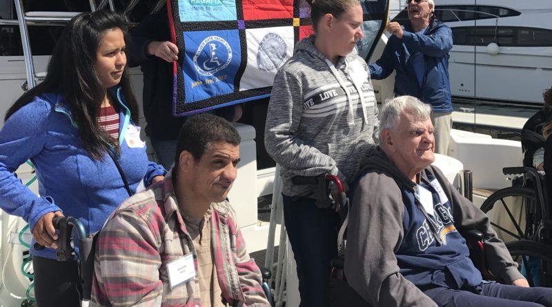 Wheelchair Regatta