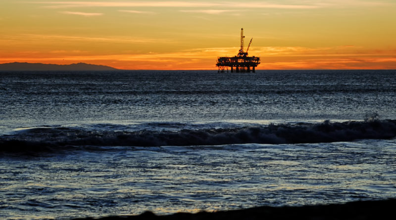 Drilling Oil off California's Coast