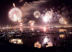 Dana Point Fireworks
