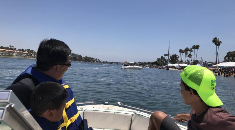 Long Beach Kid's Day