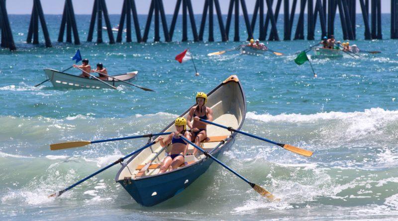 Dory Boat Race