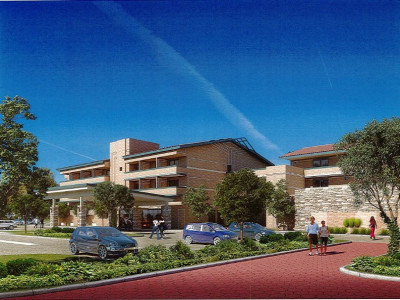 Holiday Inn Ventura (small) - Ventura Port District rendering