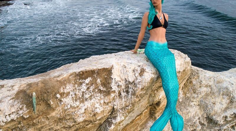 Sunset Cliffs Mermaid