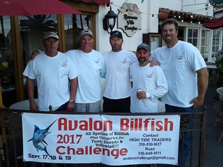 Avalon Billfish Challenge