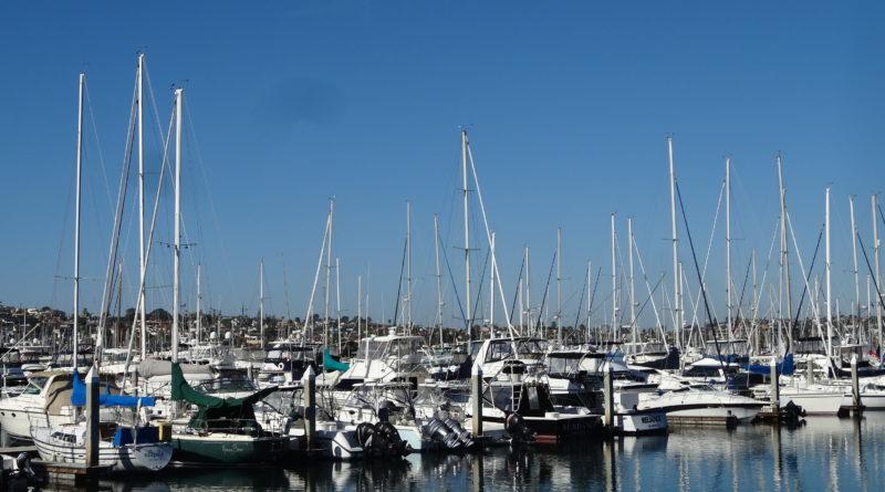 Dock Lines - San Diego