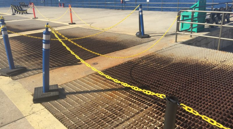 Cabrillo Mole Ferry Terminal