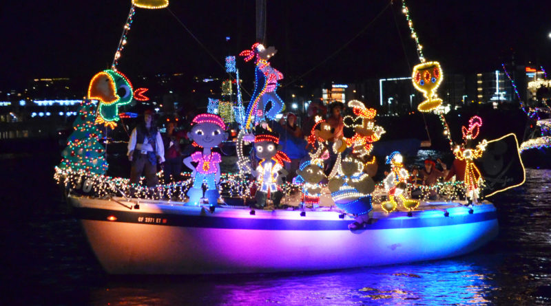 San Diego Boat Parade of Lights