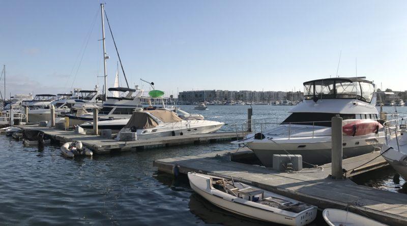Marina del Rey parcels