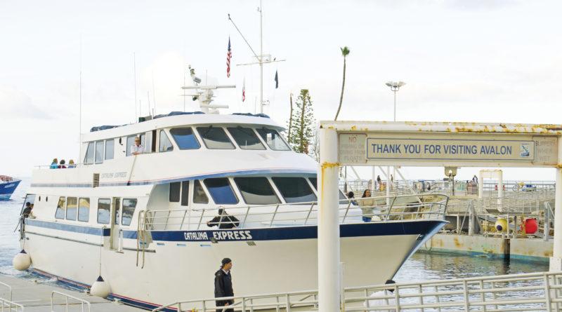 Avalon Ferry Terminal