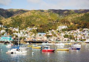 Catalina Boating