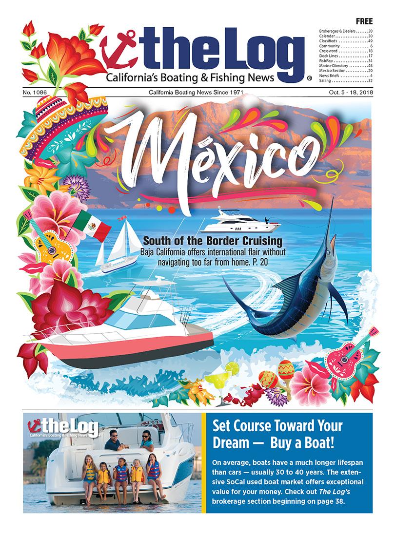 Oct 5 - Oct 18 Digital Edition The Log