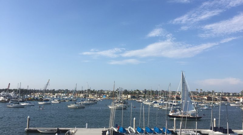 Newport Beach Harbor Speed Limit