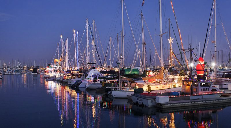 Channel Islands Boat Parade