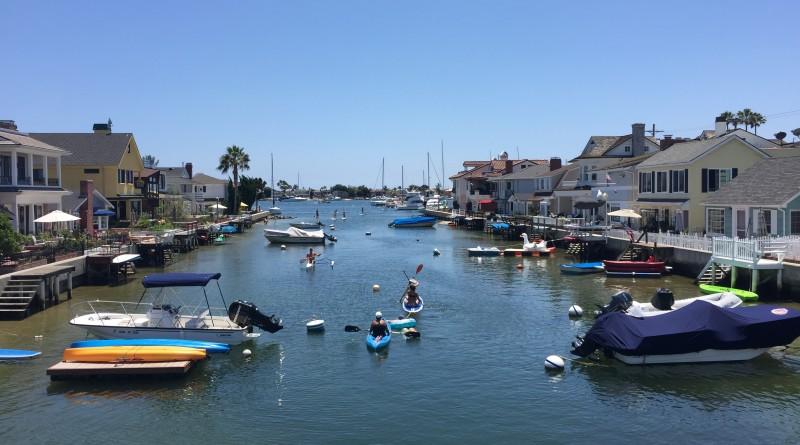 Newport Beach Dredging