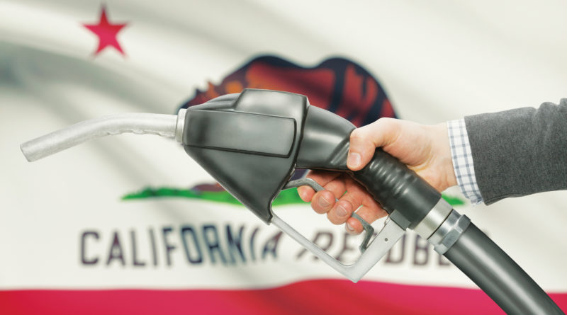 California Gas Tax