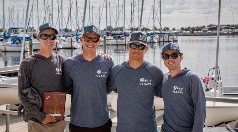 King Harbor Yacht Club Crew