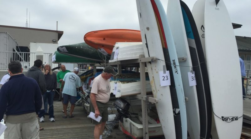 Newport Beach Boat Auction