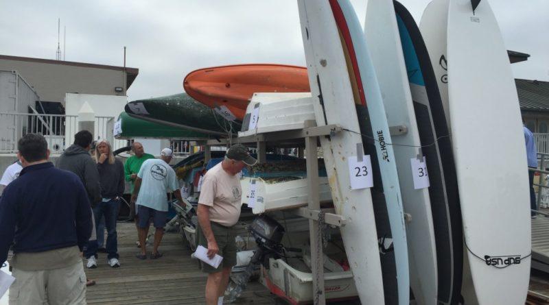 Newport Beach Boat Auction