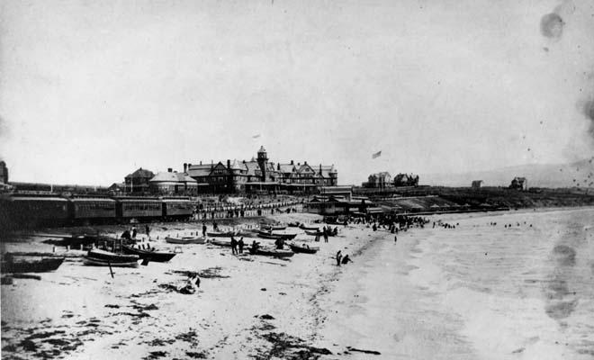 Redondo Beach, 1890