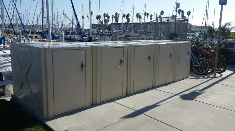 Oceanside Storage Lockers