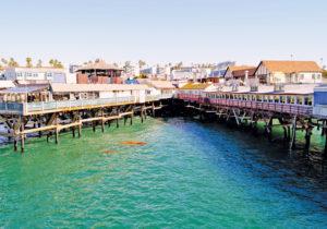 Sportfishing Pier